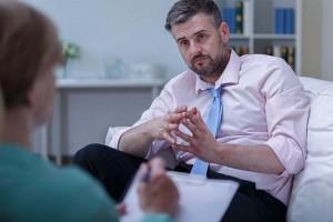 Psychotherapie im Gespräch
